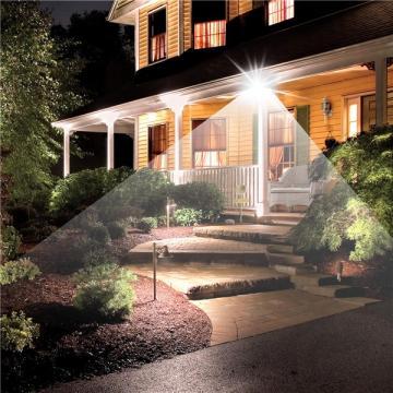 bapro 100W Flood Lights Outdoor,Super Bright Security Lights,IP65 Waterproof Flood Light, Warm White(3000K) Outdoor Flood Light Wall Light, 24 Month Warranty[Energy Class A++]…