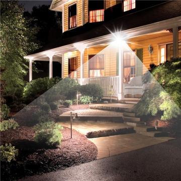 bapro 150W Flood Lights Outdoor,Super Bright Security Lights,IP65 Waterproof Flood Light, Warm White(3000K) Outdoor Flood Light Wall Light, 24 Month Warranty[Energy Class A++]…