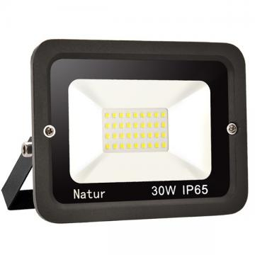 bapro 30W LED Outdoor Floodlight,Led Floodlight Super Bright, Garden Lights Cold White(6000K), IP65 Waterproof Outdoor Flood Light Wall Light Perfect for Garage, Garden,Forecourt[Energy Class A+]…