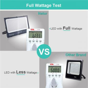 Bapro 600W LED Floodlight,IP66 Waterproof LED Smart Floodlight 60000LM, Cold White(6000K) Led Security Light Super Bright, Outdoor Lights for Garden Garage Doorways [Energy Class A++]